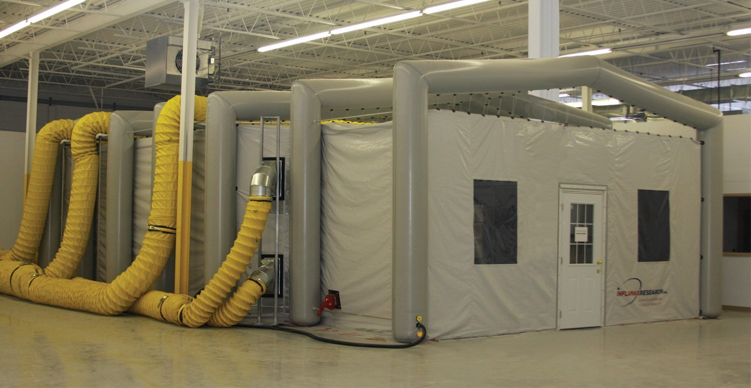environmental exposure chamber