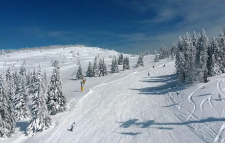 why skiing is cool